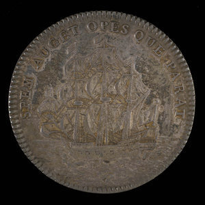 France, La Compagnie des Indes, aucune dénomination : 1723