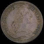 France, Louis XV, aucune dénomination <br /> 1758