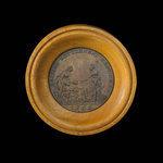 Canada, Copper Company of Upper Canada, 1/2 penny <br /> 1796