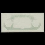 Canada, Dominion du Canada, 5 dollars <br /> 1 mai 1912