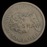 Canada, Province de la Nouvelle-Écosse, 1 penny <br /> 1824