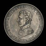 Canada, inconnu, 1/2 penny <br /> 1812