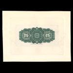 Canada, Dominion du Canada, 25 cents <br /> 2 juin 1923