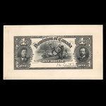 Canada, Dominion du Canada, 1 dollar <br /> 2 juillet 1897