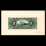 Canada, Dominion du Canada, 2 dollars <br /> 1 juin 1886