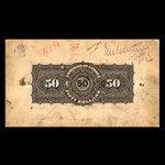Canada, Dominion du Canada, 50 dollars <br /> 1 janvier 1903