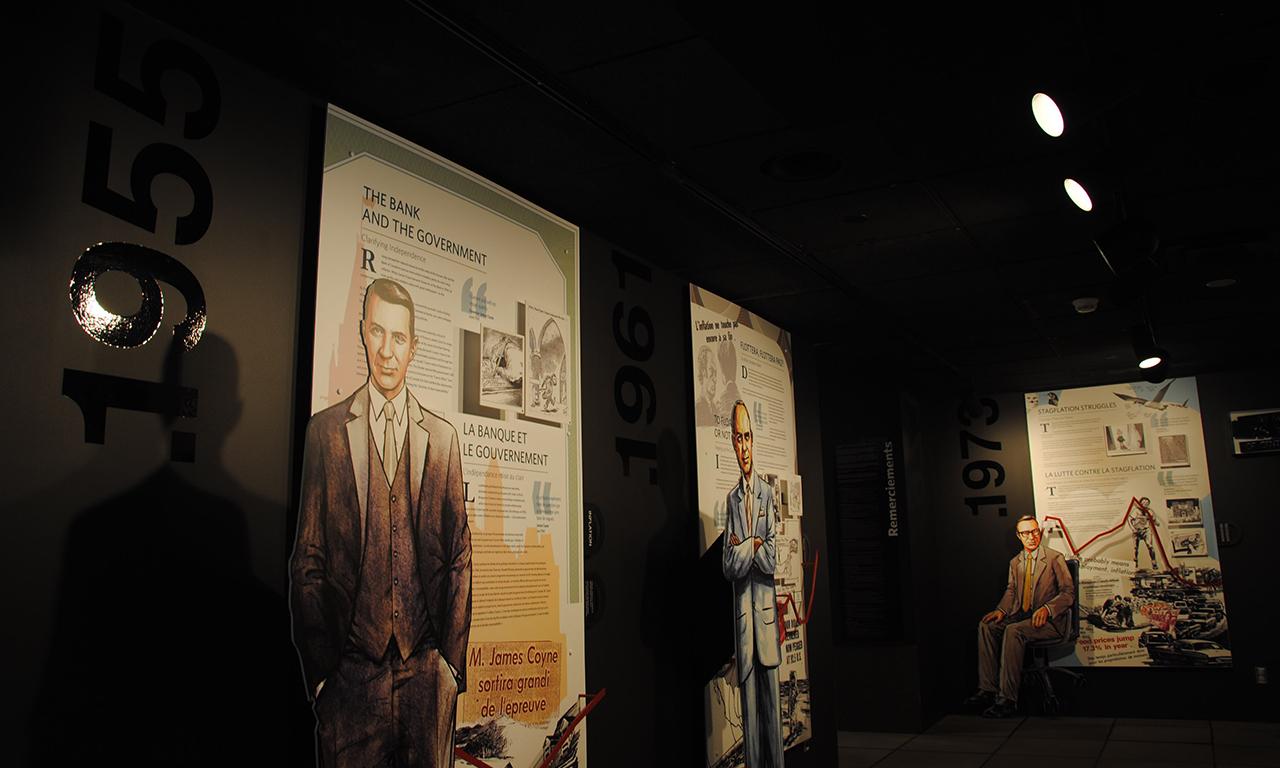 Panneaux d'exposition