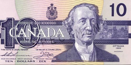 S Rie De 1986 Les Oiseaux Du Canada Mus E De La Banque