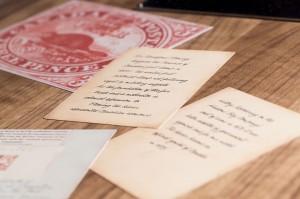Agrandissement d'un timbre