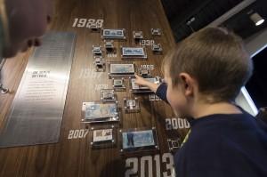 Billets de banque et timbres