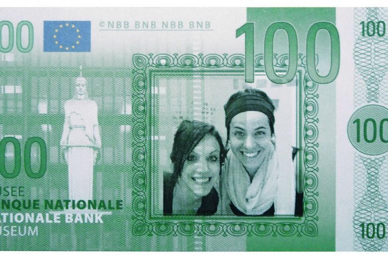 Billet de banque factice
