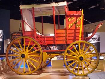 chariot à cheval