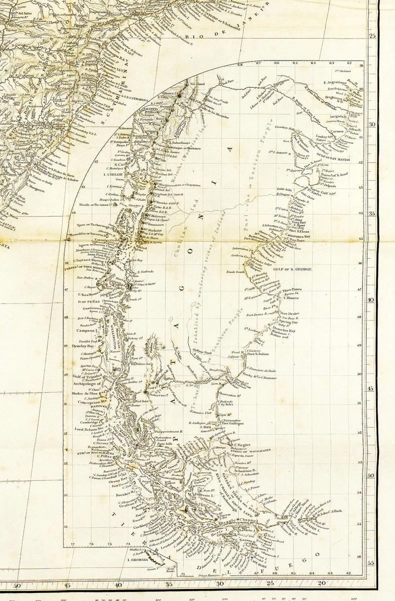 Antique map / ancienne carte