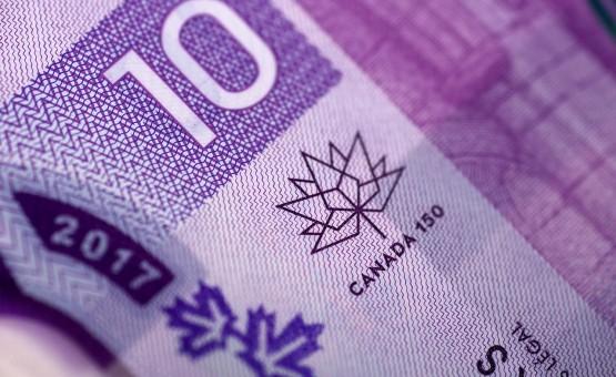 Le billet de banque Canada 150