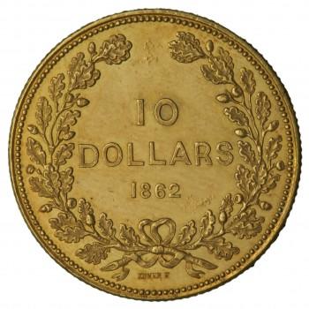 pièce d'or de 10 dollars