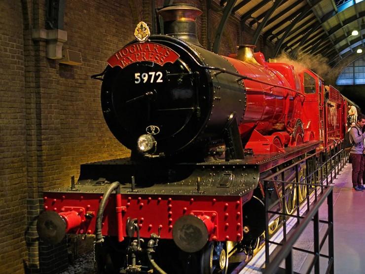 ancienne locomotive à vapeur