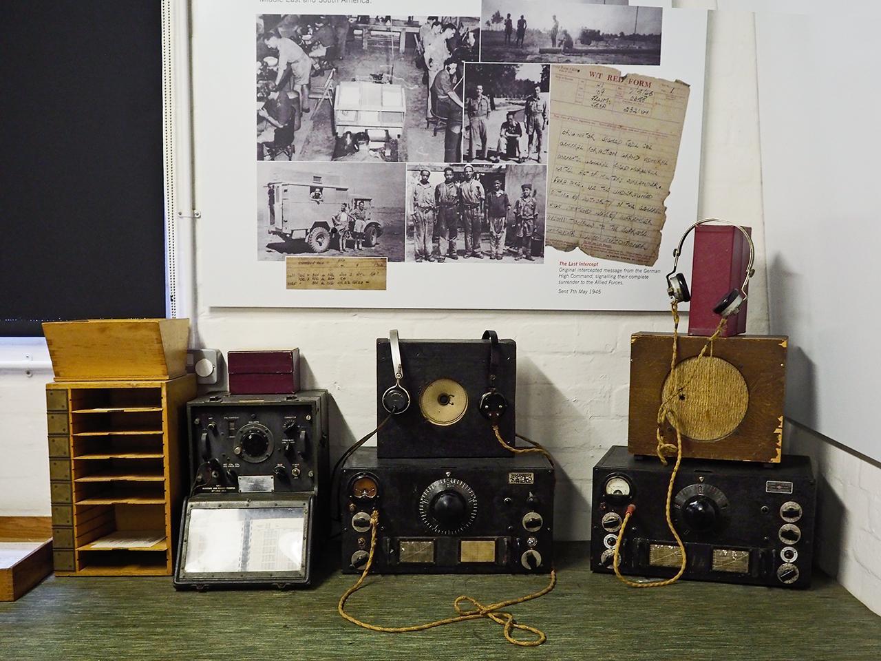 vieux postes de radio