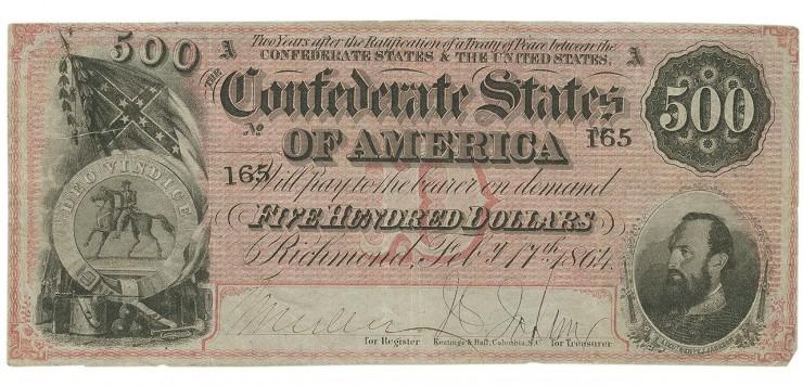 un billet de banque