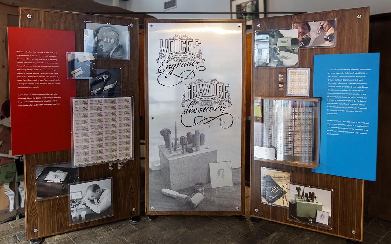 exposition La gravure : un art à découvrir