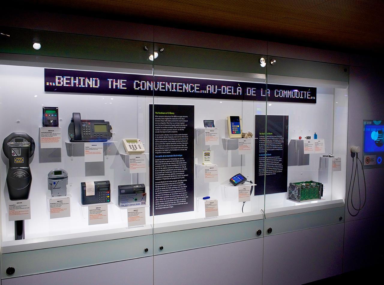 Au-delà de la commodité - Musée de la Banque du Canada 8309adde4c0c