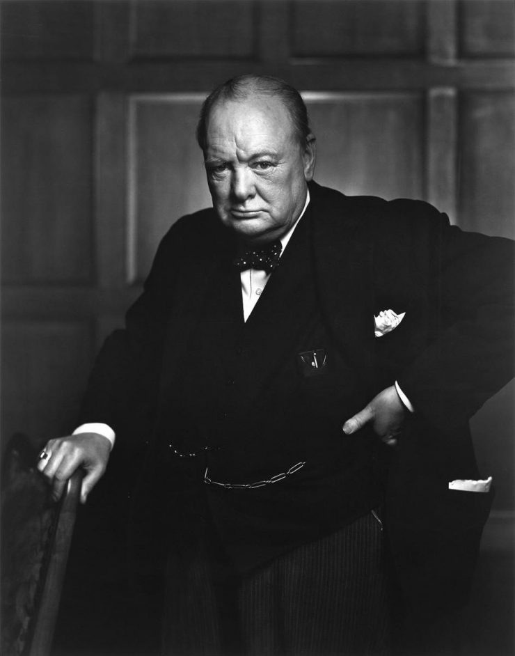 photo de Winston Churchill