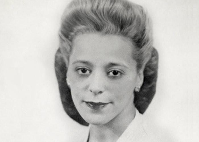 portrait de Viola Desmond