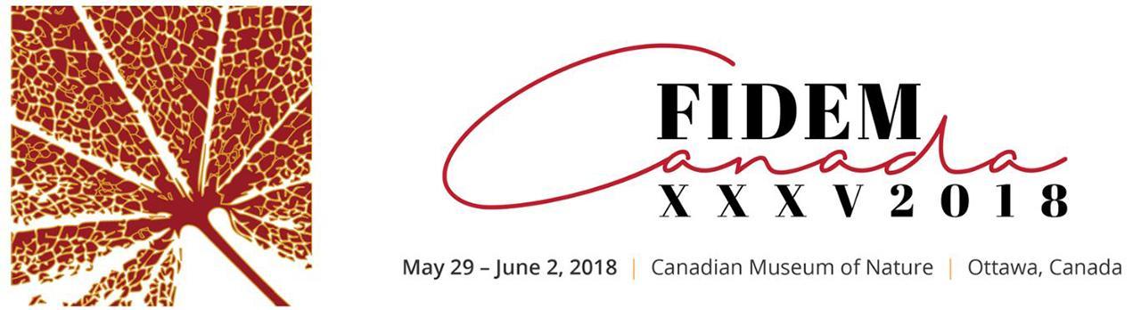 logo du congrès de la FIDEM