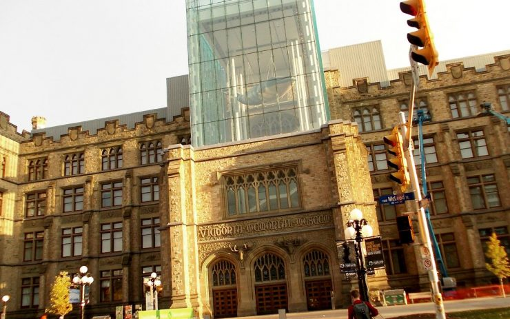 Musée canadien de la nature (Wikimedia : Andrik)