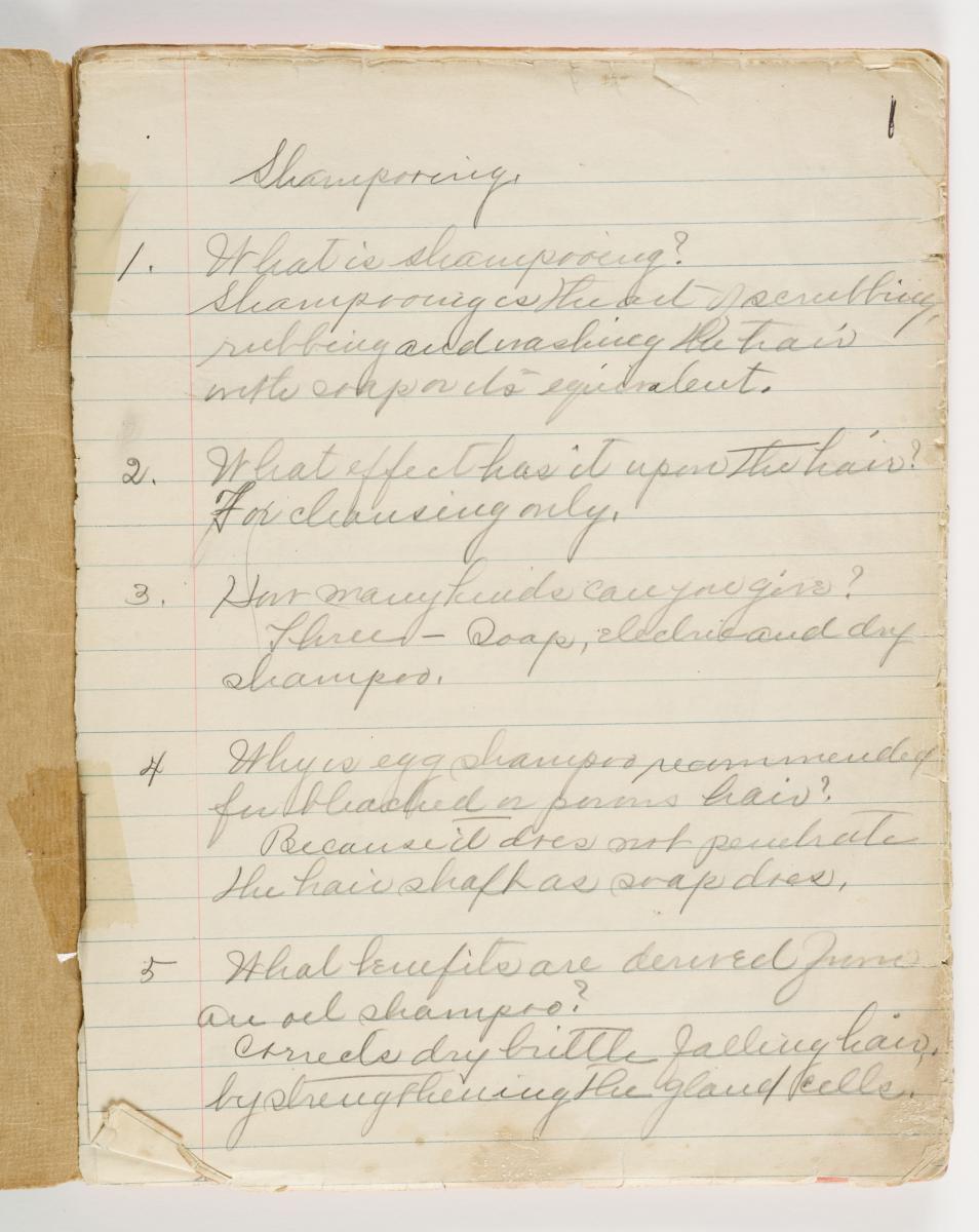 Viola Desmond - Page 1