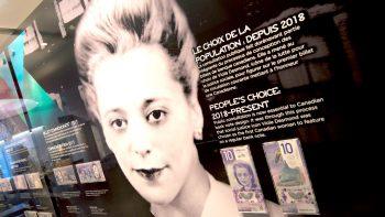 le nouveau billet vertical doté du portrait de Viola Desmond