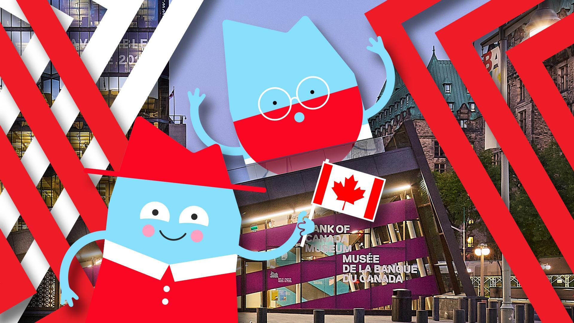 La fête du Canada au Musée