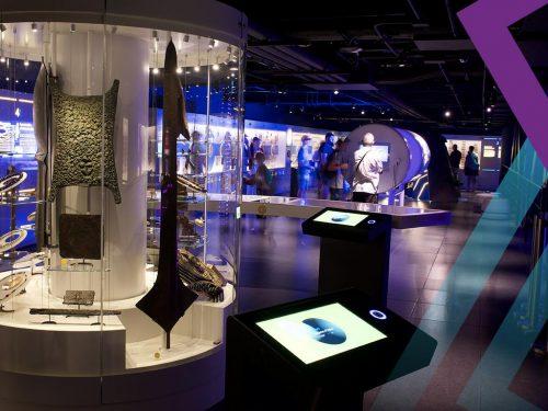 Exposition permanente, Musée de la Banque du Canada